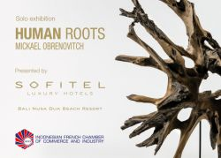 Media kit - Sofitel Bali art exhibition